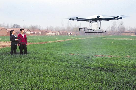 无人机技术未来的五大应用领域