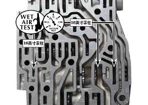 zf自动变速箱维修,变速箱阀体维修技术图片