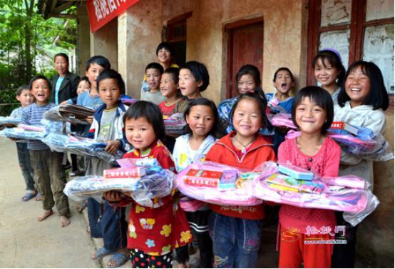 我想上学--贫困山区孩子的心声