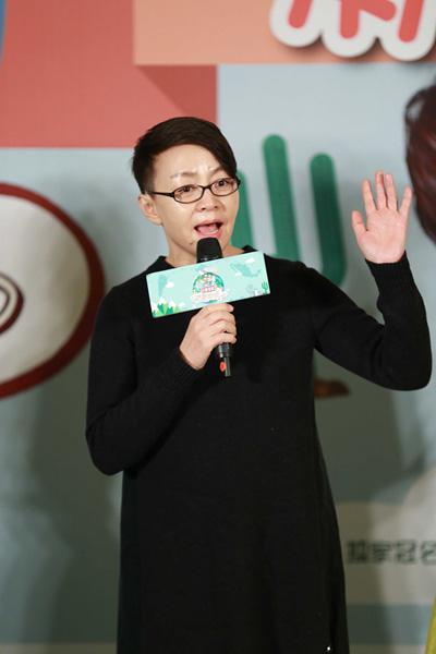 """谈及对林志玲的印象,宋丹丹直言:""""说话温柔,不是她影响我就是我影响她。"""""""