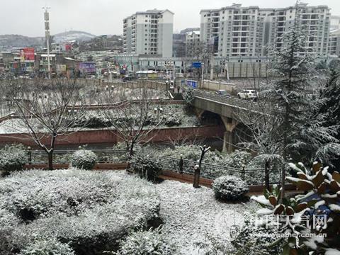 贵州湖南安徽等多雨雪 华北黄淮有霾