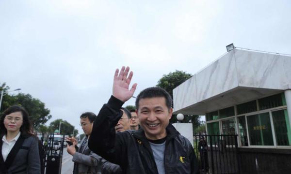 陈满无罪释放 海南省高院致歉并支付慰问金5000元