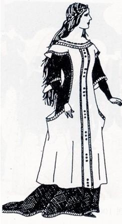 中世纪篇 ----哥特式时期的艺术和服装 (二)