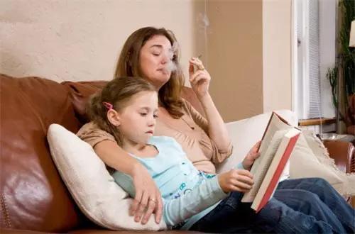 68倍.孩子长期遭受二手烟暴露可导致白血病淋巴瘤和脑部恶肿瘤.