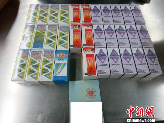 深圳首次逮捕走私止咳水嫌疑人
