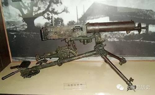 盘点张作霖东北军主要制式武器 枪支类