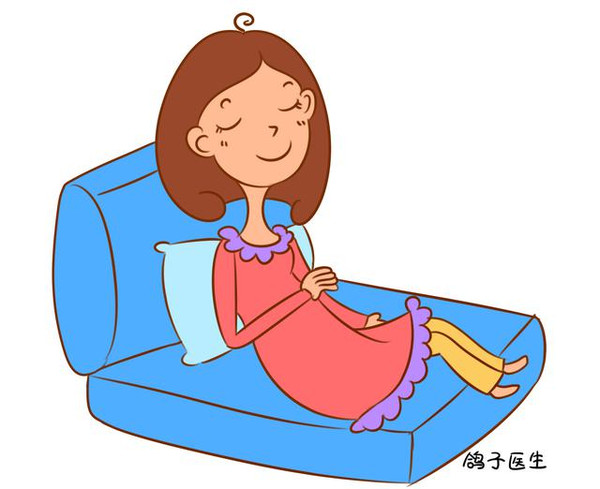 身体部位卡通图片