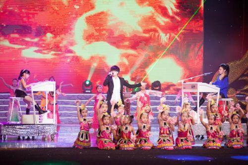 玖月奇迹校园献唱 全新演绎 青春舞曲 获好评图片