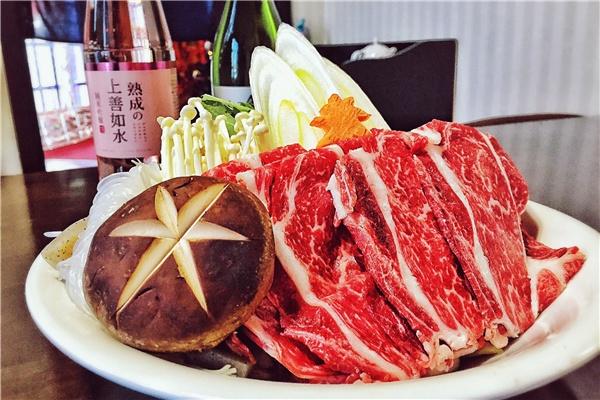 当咖喱牛肉火锅遇上日料