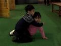 《北京卫视二胎时代片花》王子艾米熊抱二胎妹妹 画心求爱遭拒绝