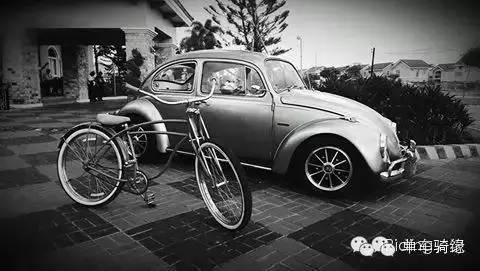 16、即使机动车取代了单车的位置。