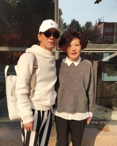 哈文自曝和老公李咏是初恋:坚持就是胜利
