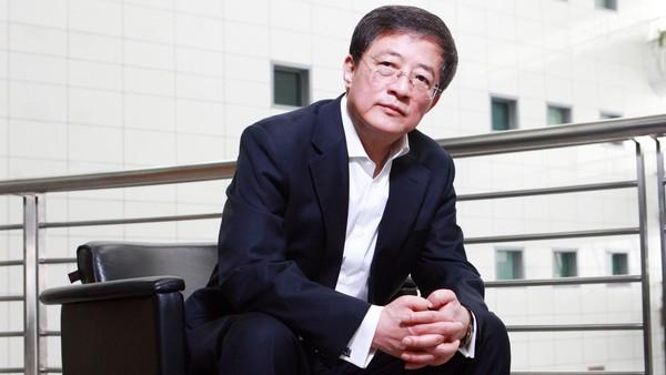 中国化工集团董事长 任建新