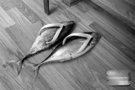 你绝对没有见过的创意鞋子图片
