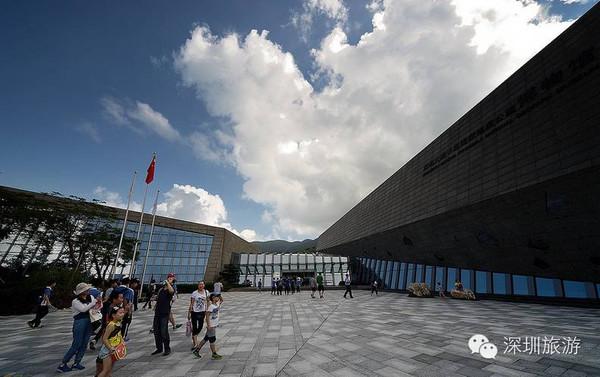 深圳大鹏半岛国家地质公园博物馆