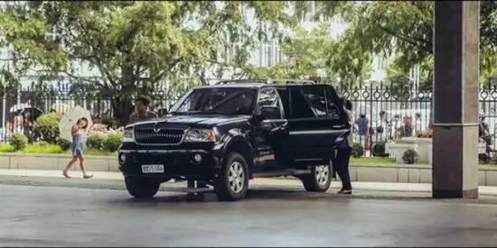 朝鲜街头豪车_自主品牌在朝鲜:高档车的代表-搜狐车