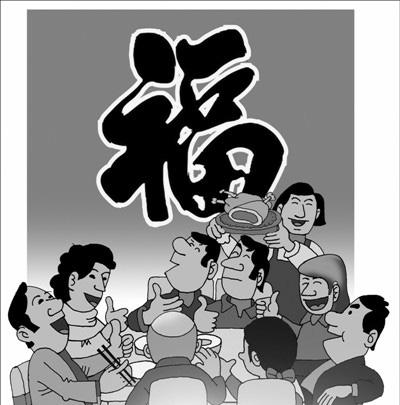 近日,武汉市民李女士家族20多口人提前在餐馆吃完年夜饭,每人从口袋里掏出100元支付各自的饭钱。结完账,一家人心情郁闷地走出餐馆,家族年夜饭被AA制闹得不欢而散。
