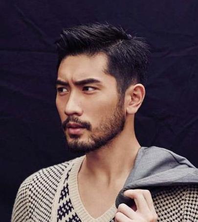 熟男发型,适合30岁之后的男士图片