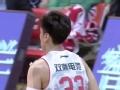 CBA视频-韩硕百步穿杨连飙超远三分 八一VS山东