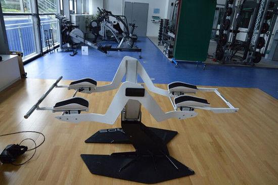 Icaros虚拟现实健身器(图片取自ianpo)