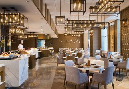 都会尚膳西餐厅-重庆万豪酒店