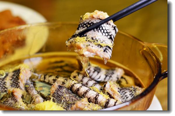 【年夜饭】橄榄油浸水律蛇,葵园农家私房菜,掂!