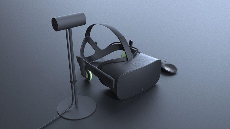 虚拟现实头戴设备Oculus