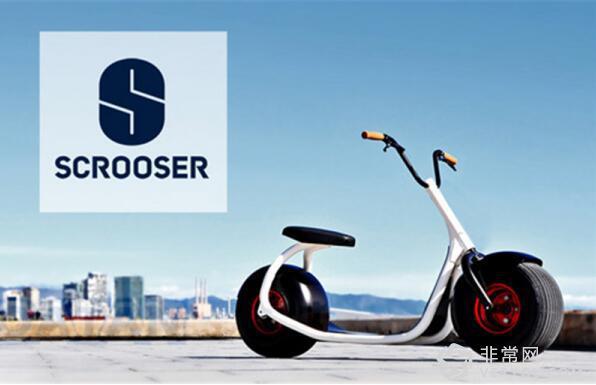 从外观来看,Scrooser电动滑板车采用了复古加时尚的完美融合设计,拥有多种配色可供选择,车身前后配有两个宽大的轮胎,再加上高把手设计,给人一种迷你型哈雷摩托车的赶脚<b