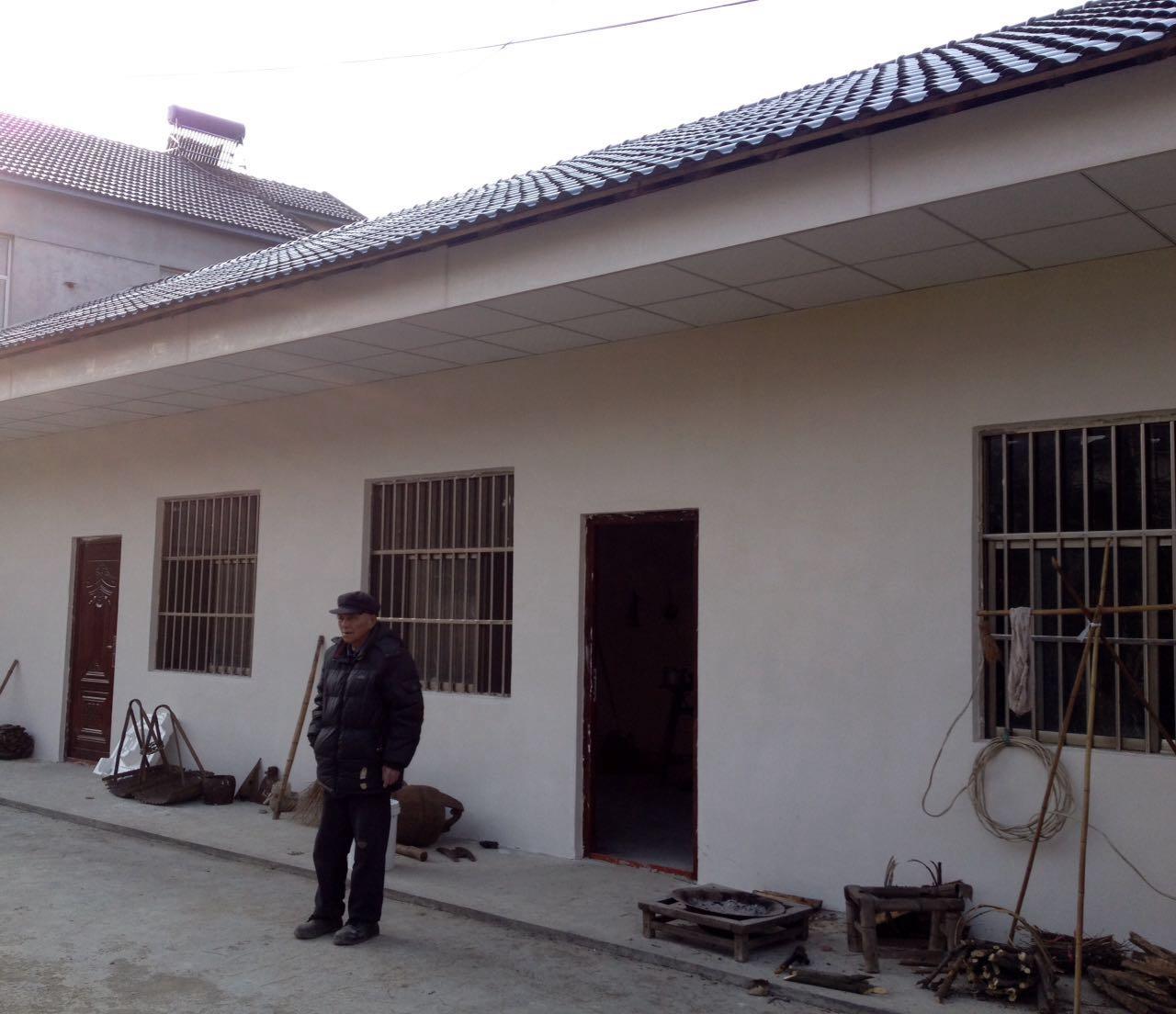 安徽广德农村危房改造:让百姓住的安心舒心