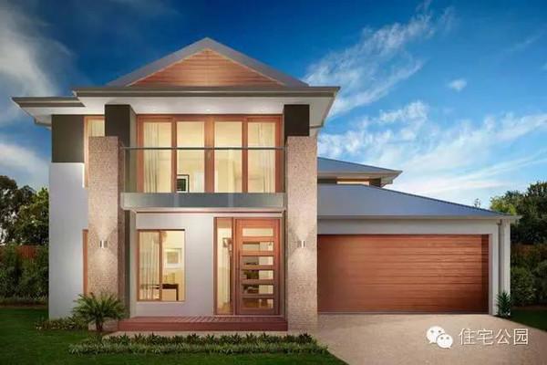 的经济型别墅设计分享