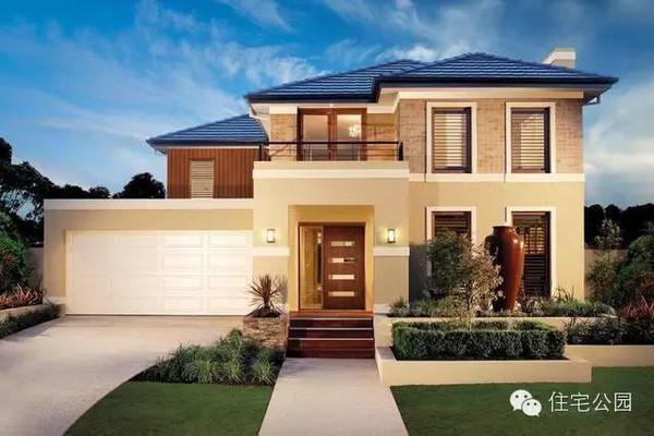 经济型别墅设计分享