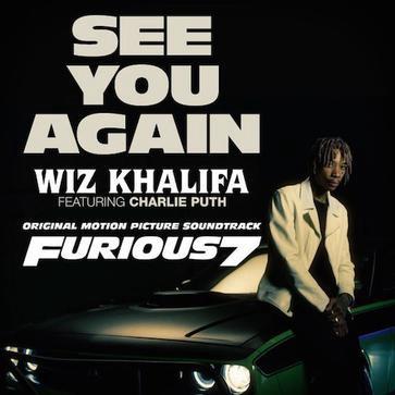 See You Again - Wiz Khalifa Featuring Charlie Puth