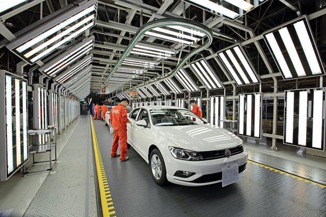 上海大众汽车十分注重员工的培养与员工的业务能力提升,所有生产人员