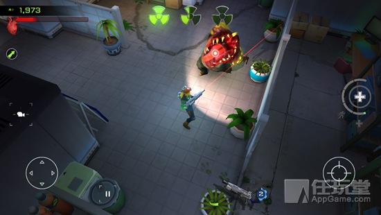 上帝视角射击游戏《异形工厂》安卓版首次免费
