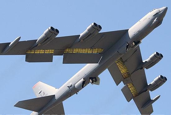 """美国b52也在过""""飞机坟场"""""""