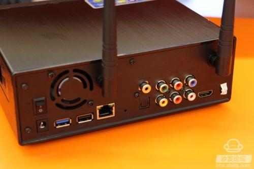 开博尔Q7-4K版上手体验:4K蓝光真3D播放器