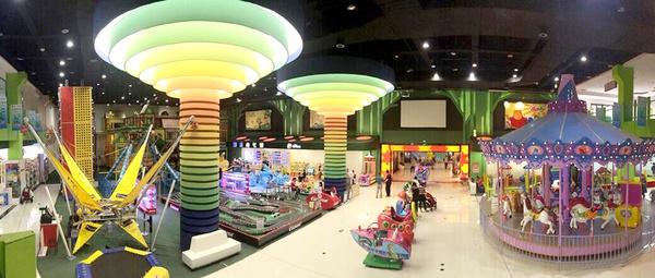 北京室内儿童游乐园