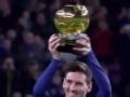 视频-梅西荣膺西甲月度最佳球员 职业生涯首次