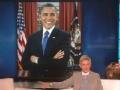 《艾伦秀第13季片花》S13E99 艾伦预告奥巴马会上节目 醉酒女乱入现场