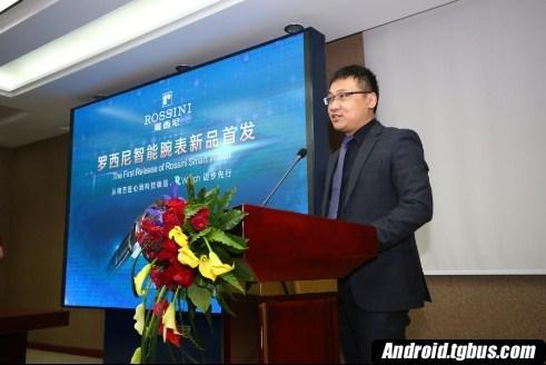 上海果壳电子股份有限公司CEO许鹏