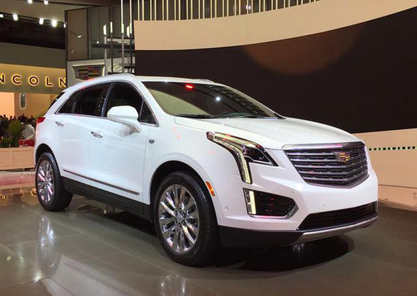 进口凯迪拉克suv_凯迪拉克最便宜SUV将上市 XT5海外售价26万元_搜狐汽车_搜狐网
