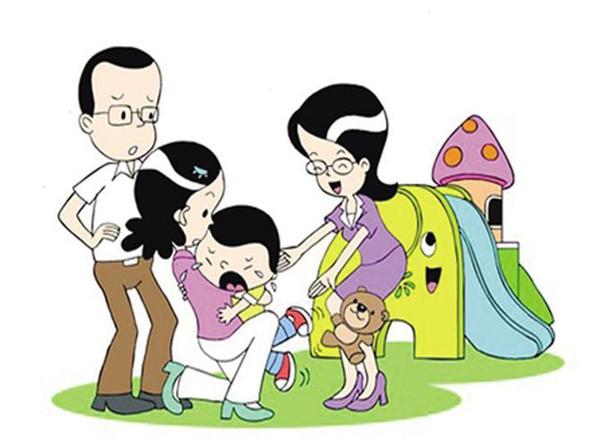 爸爸妈妈有没有遇到宝宝哭闹不上幼儿园的情况?