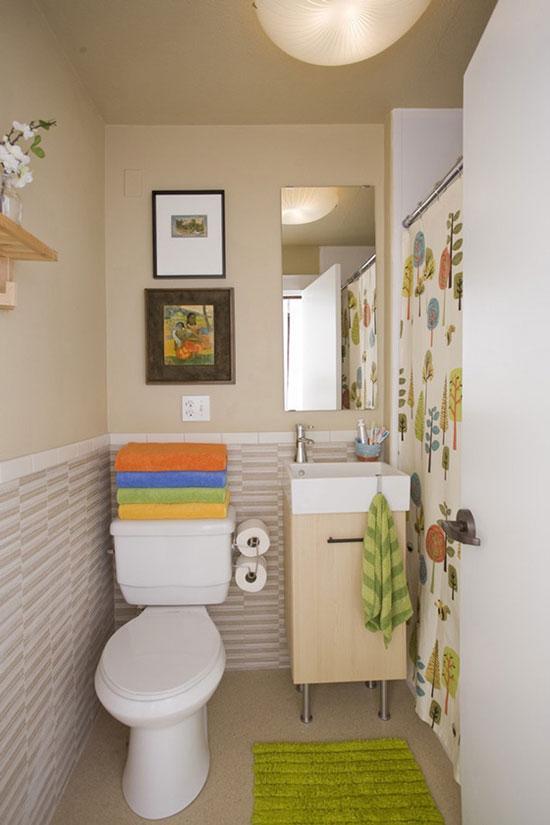 5平米超小卫生间装修效果图