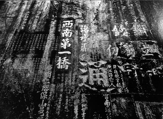 古代路灯手绘图纹