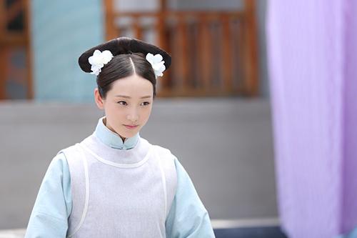 李芯逸小花旦刘恬汝洋溢甜美笑容清爽可人散发青春活力