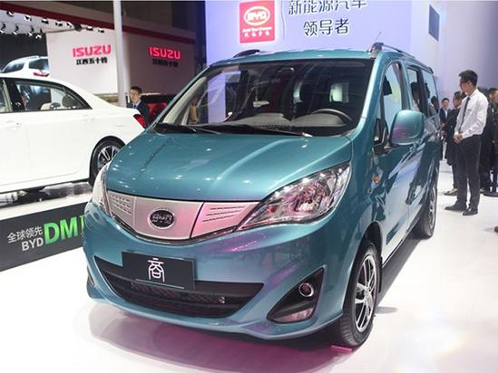 据悉,比亚迪旗下首款新能源mpv比亚迪商正在紧锣密鼓的筹备当中,新车
