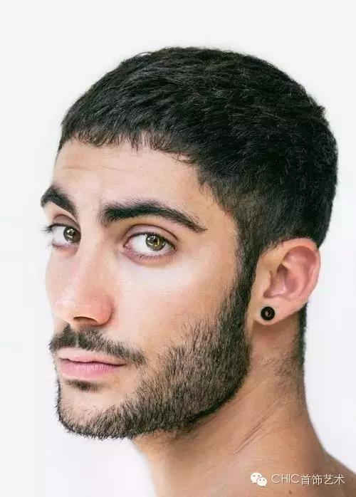 男人戴耳环好吗