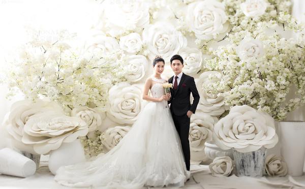 你的婚纱照能拍的像样片一样好看吗?