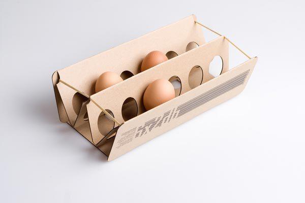 国外创意鸡蛋包装设计