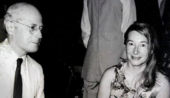 图米尼斯卡和丈夫。图片来源:网络